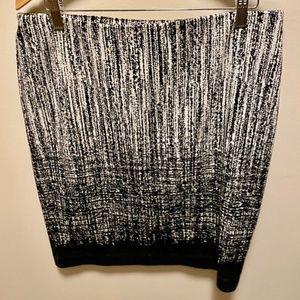 Karen Kane Knit Pencil Skirt  XL - Worn Once!
